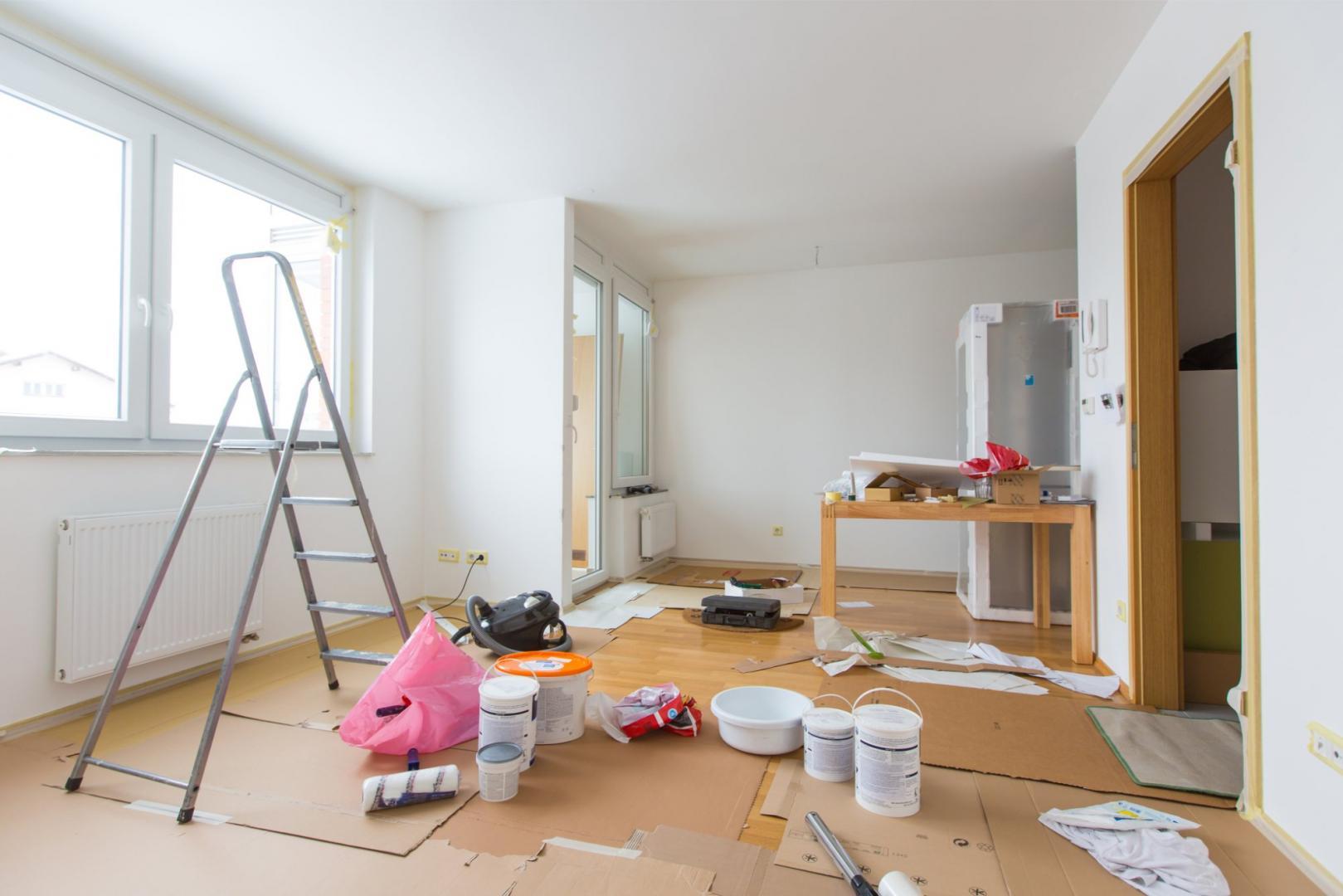 Rénovation maison: erreurs à ne pas commettre