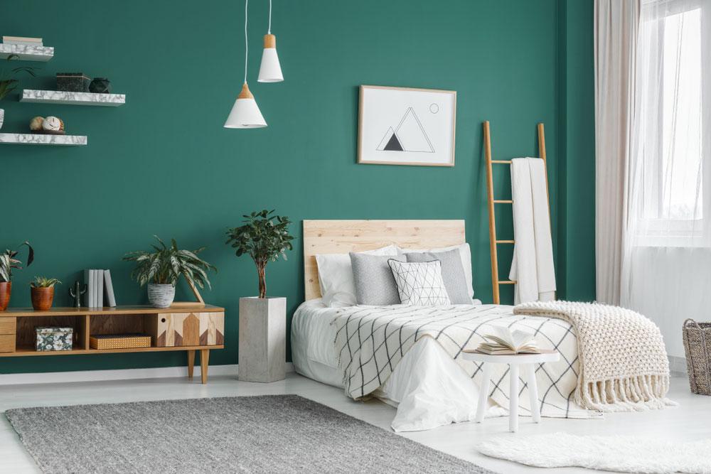 Les couleurs phares pour peindre la chambre parentale