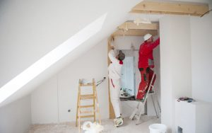 Focus sur le métier de peintre en bâtiment